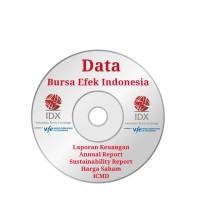 Data ICMD Perusahaan yang terdaftar di BEI tahun 2016