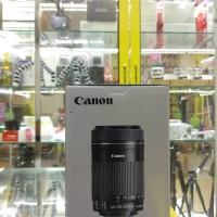 Lensa Tele Canon EF-S 55-250mm / 55-250 / 55 250 / 55 250mm IS STM