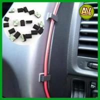 Kabel klip interior mobil