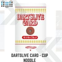 Dartslive card - Cup Noodle