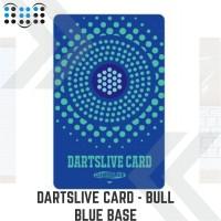 Dartslive card - Bull Blue Base