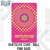 Dartslive card - Bull Pink Base