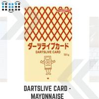 Dartslive card - Mayonnaise