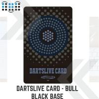 Dartslive card - Bull Black Base