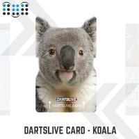 Dartslive Card - Koala