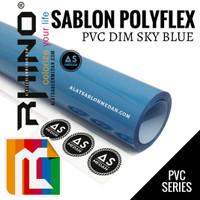 POLYFLEX KOREA RHINO PVC DIM SKY BLUE
