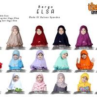 Jual Jilbab Anak Bergo Elsa by Thaluna Kids Murah