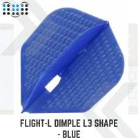 Flight-L Dimple L3 Shape - Blue
