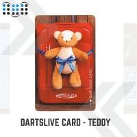 Dartslive card - Teddy