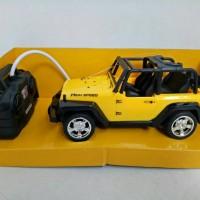 Mobil Remote Control JEEP KING Skala 1:20 RC Remot Jeep Wrangler
