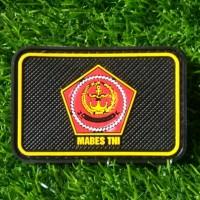 Rubber Patch MABES TNI / Emblem Velcro