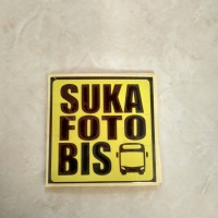 Stiker Cutting Bismania ( Suka Foto Bis )