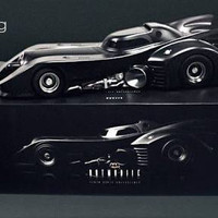 Hot Toys Batmobile 1989 Batman
