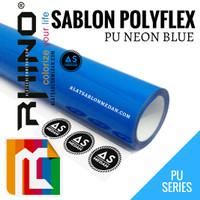 POLYFLEK RHINOFLEX RU32 PU NEON BLUE