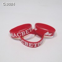 Gelang Karet Macbeth | G-0024