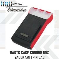 Darts Case Condor Box Yadokari Trinidad Chambre Black