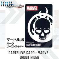 Dartslive card - Marvel Ghost Rider