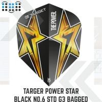 Target Power Star Black no.6 STD G3 Bagged 2016
