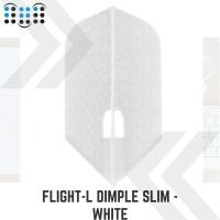 Flight-L Dimple Slim - White