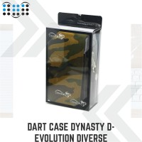 Dart Case Dynasty D-Evolution Diverse - Camouflage