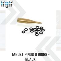 Target Rings O Rings - Black