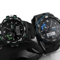 Jual Jam Tangan CASIO  Original SKMEI Casio Sporty Anti Air Model Baru Murah