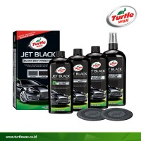 Turtle Wax JET BLACK - Black Box Finish Kit