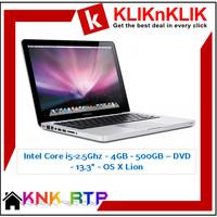APPLE MacBook Pro 13 MD101 Silver - 4226