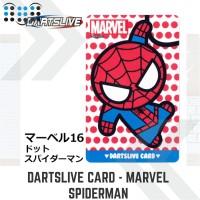 Dartslive card - Marvel Spiderman