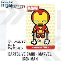 Dartslive card - Marvel Iron Man