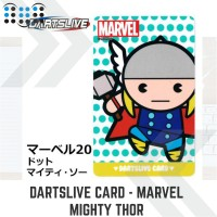 Dartslive card - Marvel Mighty Thor
