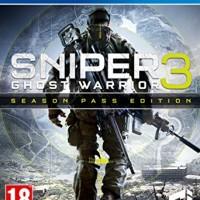 Sniper Ghost Warrior 3 PS4 Games Digital Download Pegi 18