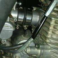 Intake Manifold Pe 28 motor Scorpio, thunder, tiger, megapro, gl pro