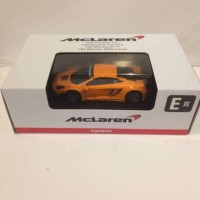Kyosho Minicar Mclaren 12C GT3 Orange