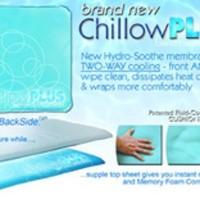 chillow bantal pendingin anti panas keringat as seen on tv