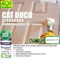 CAT DUCO SERBAGUNA ACRYLUX (warna : White TT)