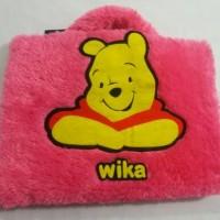 "Winnie The Pooh Fanta softcase laptop 13""-14"" inch"