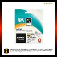 harga Sony Memory Sdhc Class 4 8gb 15mb/s Tokopedia.com