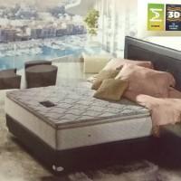 Elite Springbed Kasur Matras plushtop pillowtop serenity 160 x 200