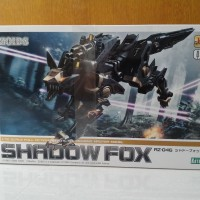 Kotobukiya HMM Zoids Shadow Fox