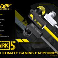 GAMING HEADSET ARMAGGEDDON MARK 5