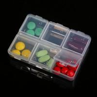Jual Tempat kotak obat atau perhiasan travelling  Murah