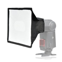 Godox SB-1520 15x20cm Light Diffuser Mini Softbox for Speedlite Flash