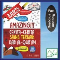 Buku Anak Islam Cerita-Cerita Sains Terbaik Dalam Al Quran