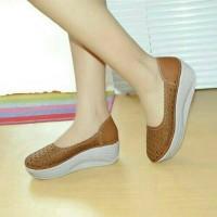 sepatu sandal wanita sol karet gyg34