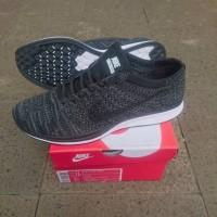 Sepatu Nike Flyknit Racer Black Out Premium Quality d797c464a9