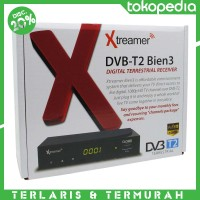 TERMURAH! Xtreamer BIEN 3 Set Top Box DVB-T2 and Media Player