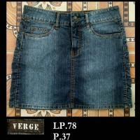 verge skirt impor second