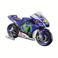 Diecast Maisto Yamaha YZR-M1 2015 Valentino Rossi #46 [1:18]-SM 31589
