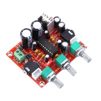 XR1075 BBE | R1075 Tone Control Board BBE Digital Audio Processor